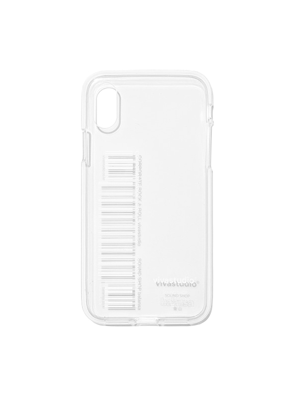 VIVASTUDIO X BALANSA PHONE CASE IS [CLEAR]