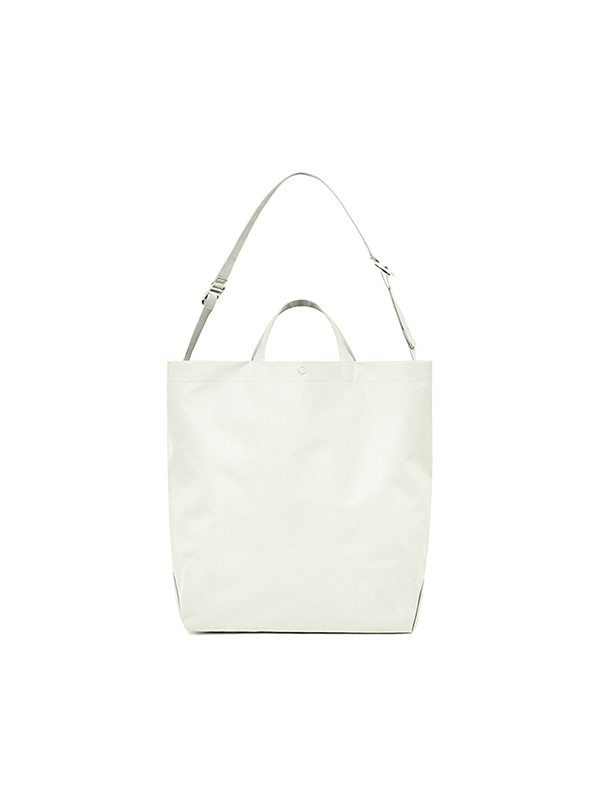 BIG CROSS BAG IS [IVORY]