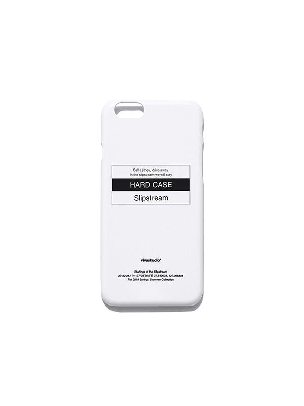 BOX PHONE CASE IS [WHITE]