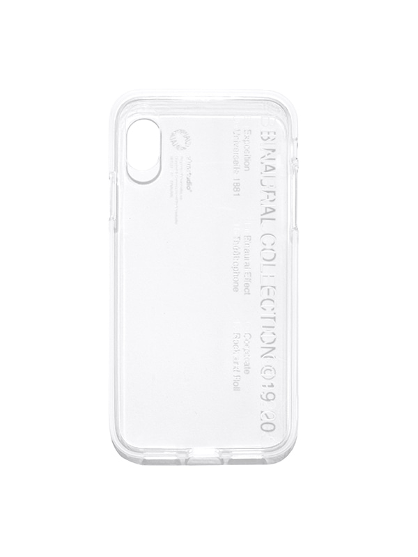 PHONE CASE IA [WHITE]