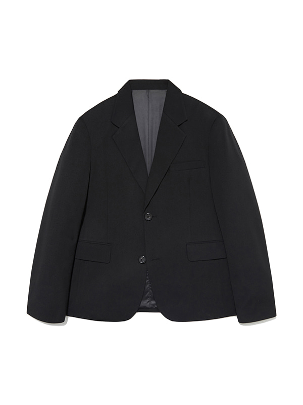 BLAZER JACKET IA [BLACK]