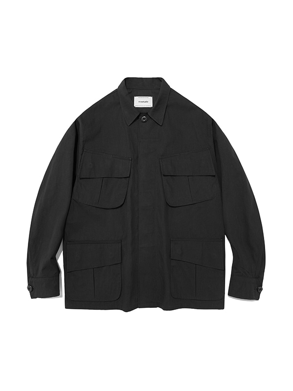 BDU JACKET IA [BLACK]
