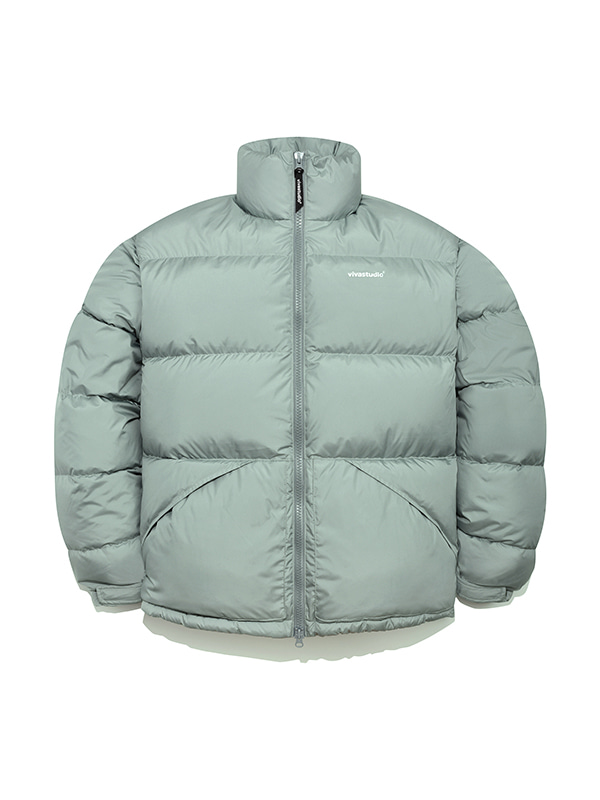 LIGHTWEIGHT DOWN PARKA IA [MINT]