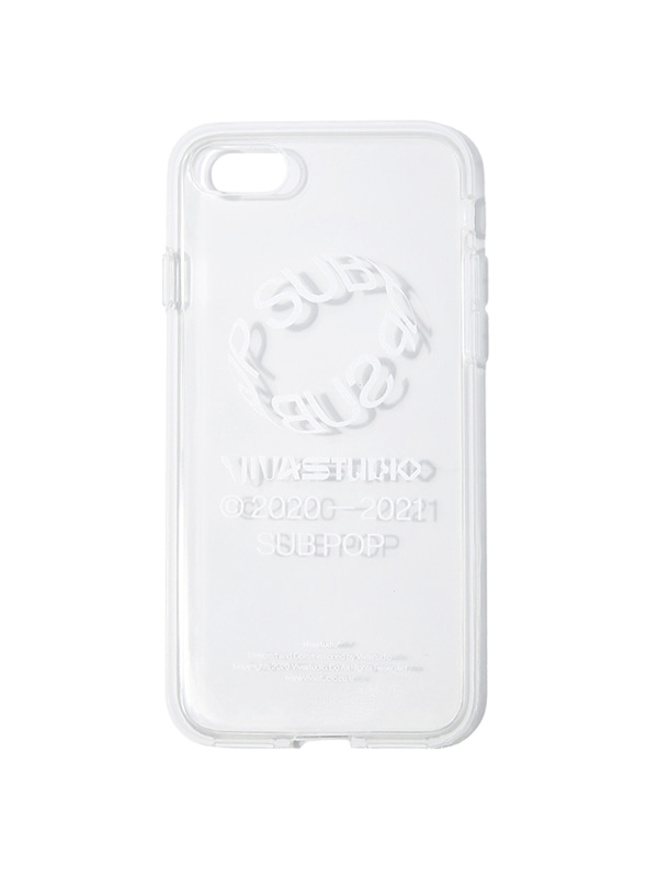 PHONE CASE JS [CLEAR]