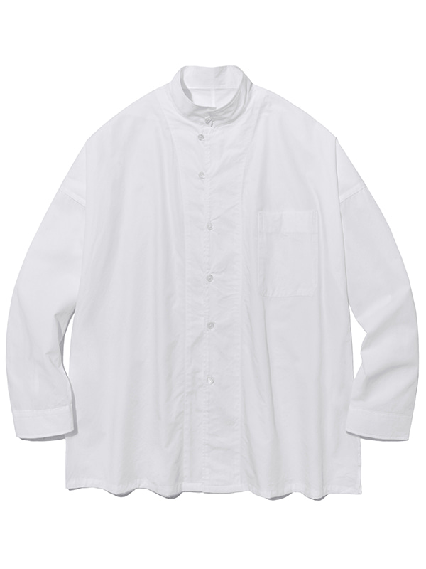 TAILORED COLLAR SHIRTS IA [WHITE]