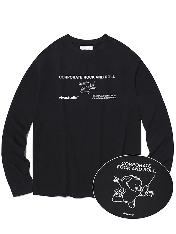 SEOL DONG JU LONG SLEEVE IA [BLACK]