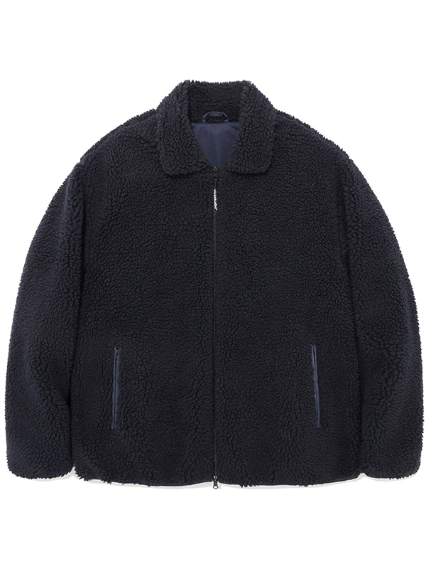 FLEECE JACKET IA [NAVY]