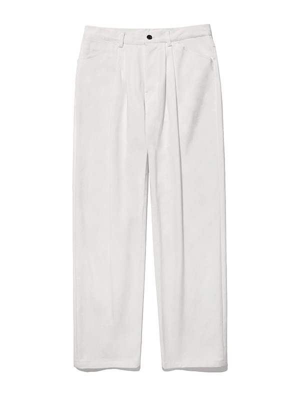 RELAX PANTS JS [WHITE]