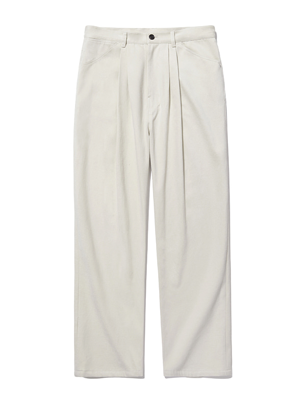 RELAX PANTS JS [IVORY]