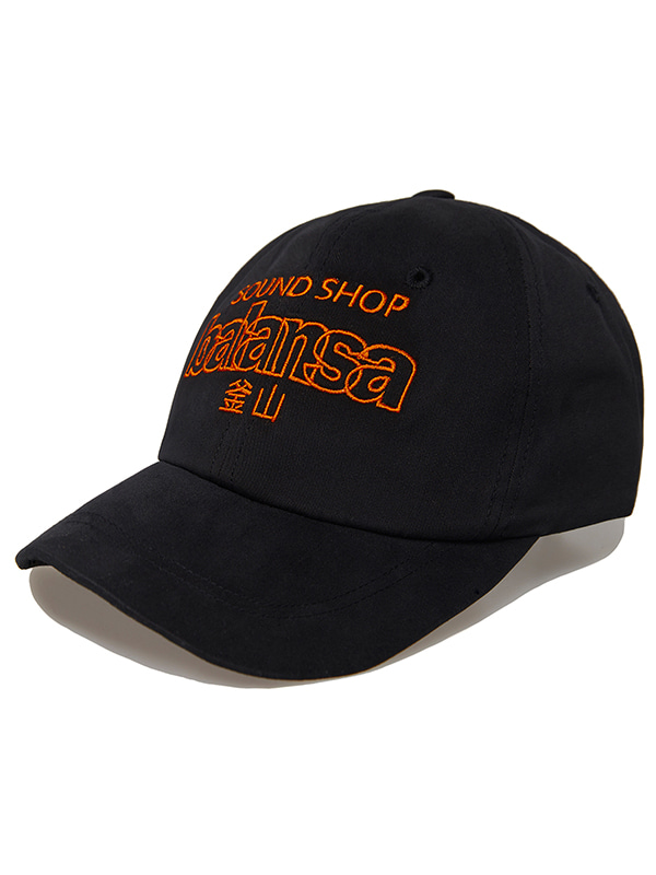 VIVASTUDIO X BALANSA BALL CAP JS [BLACK]
