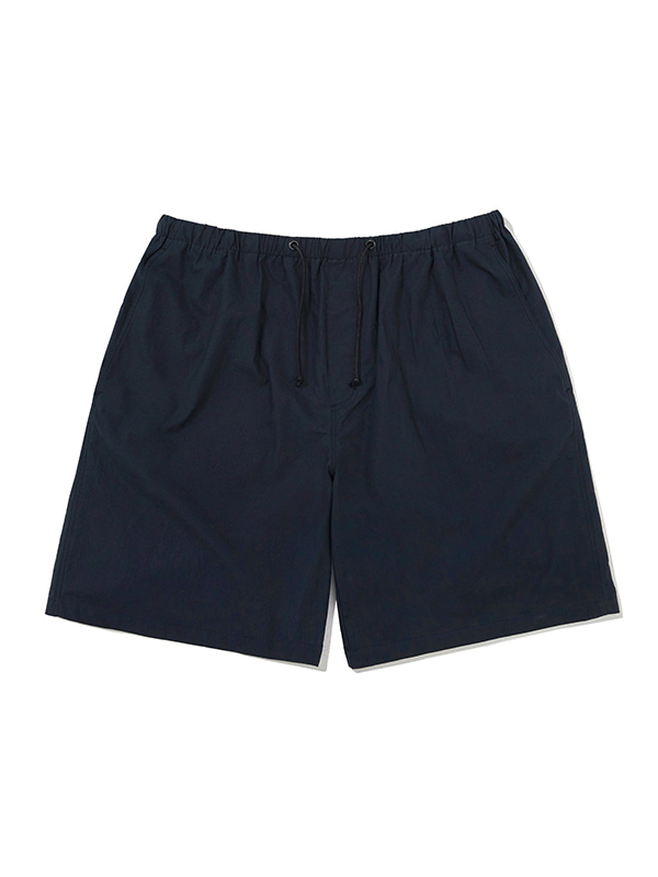 COTTON SHORTS JS [NAVY]