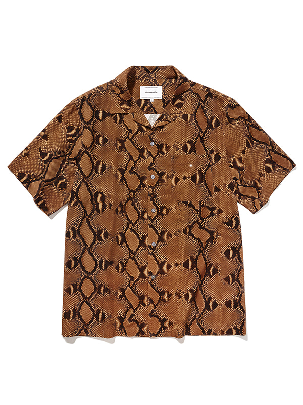 PYTHON SHIRTS JS [ORANGE]