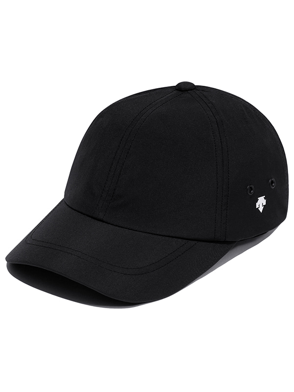 DESCENTE×VIVASTUDIO BASIC BALL CAP [BLACK]