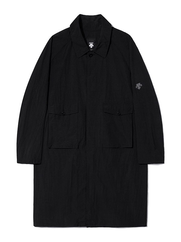 DESCENTE×VIVASTUDIO DEVICE COAT [BLACK]