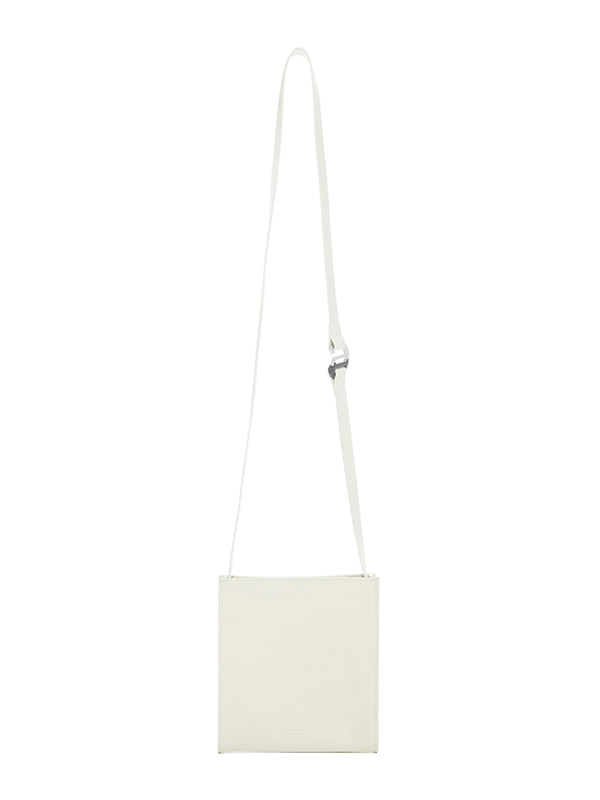 XLARGE×VIVASTUDIO LEATHER SMALL BAG [IVORY]