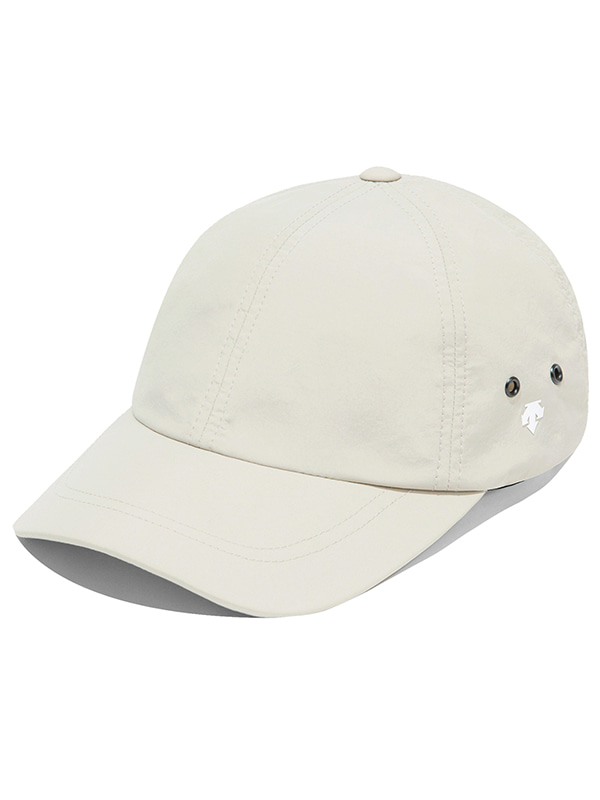 DESCENTE×VIVASTUDIO BASIC BALL CAP [IVORY]