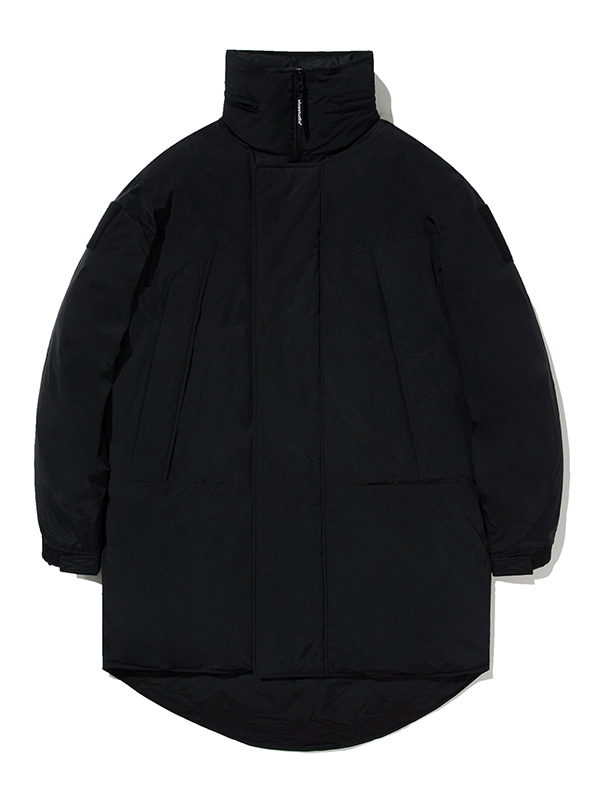 GOOSE DOWN MONSTER PARKA JA [BLACK]