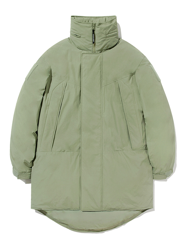 GOOSE DOWN MONSTER PARKA JA [KHAKI]