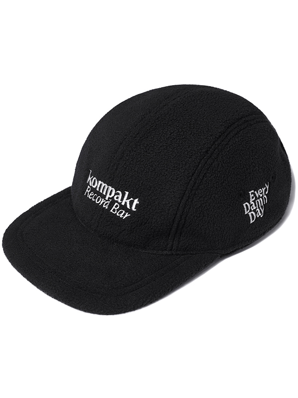 KOMPAKT FLEECE CAP JA [BLACK]