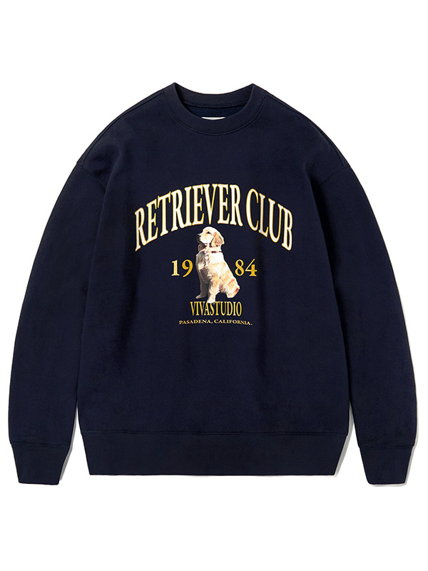 RETRIEVER CREWNECK KS [NAVY]