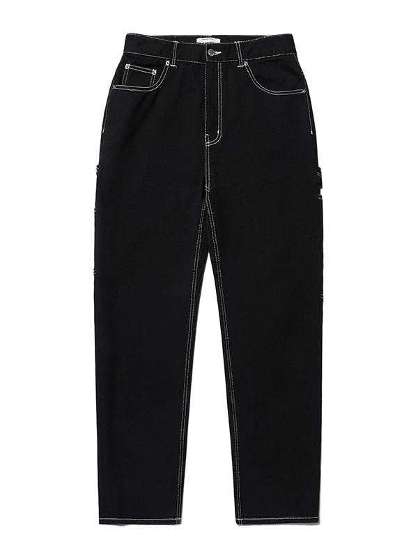 CARPENTER PANTS JA [BLACK]