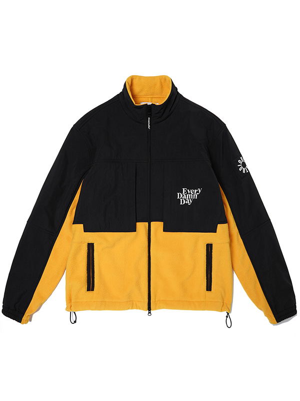 KOMPAKT FLEECE JACKET JA [YELLOW]