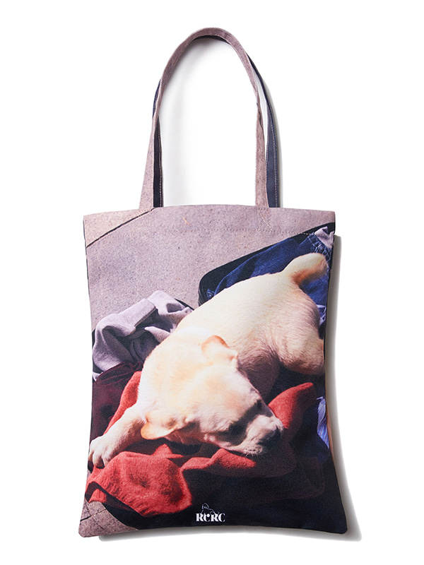 RETRIEVER TOTE BAG JA [BLACK]
