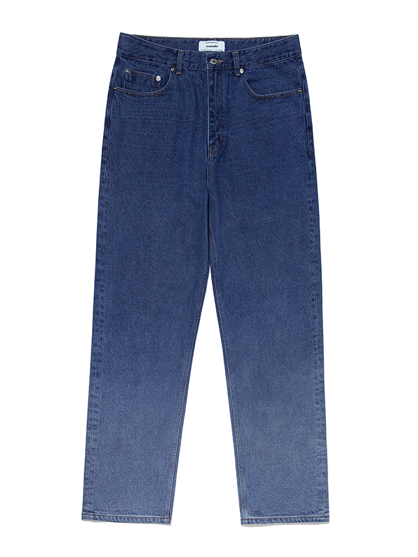 GRADATION JEANS KS [BLUE]