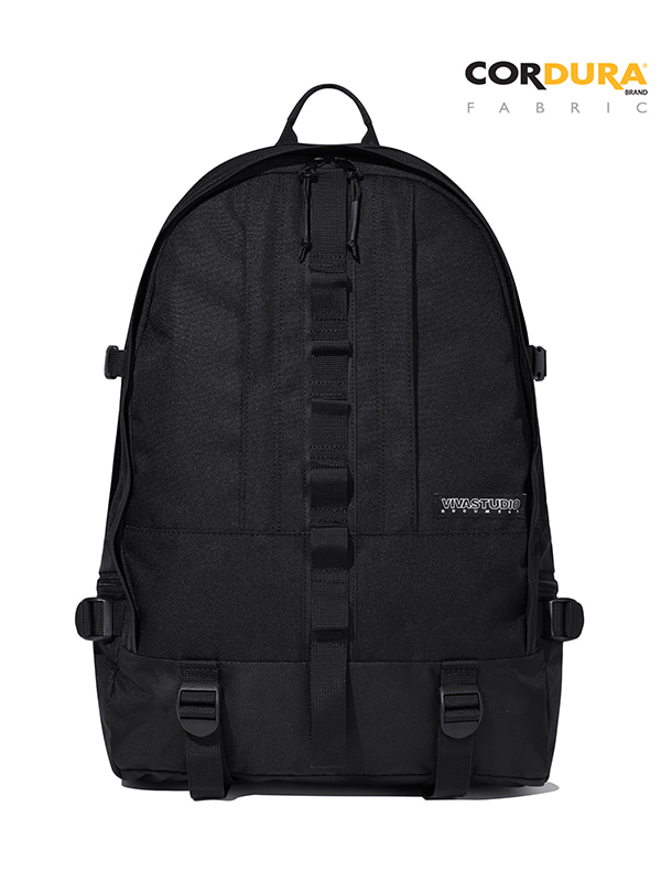 HIKER CORDURA BACKPACK KS [BLACK]