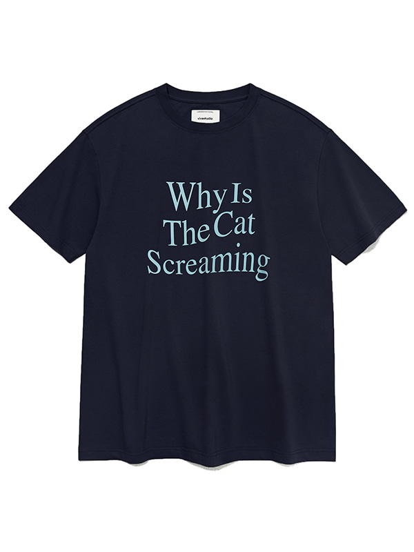WHY IS SHORT SLEEVE KS [NAVY]