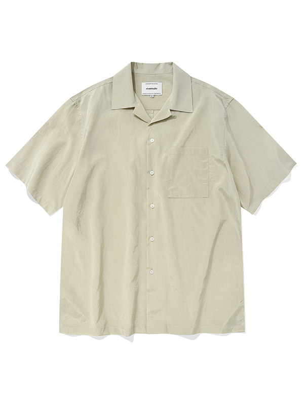 MINIMAL SUMMER SHIRTS KS [LIGHT GREEN]