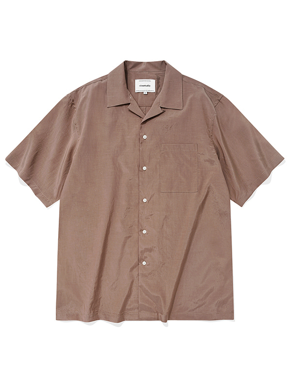 MINIMAL SUMMER SHIRTS KS [LIGHT RED]
